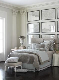 but in more grey with dark grey velvets this is one if my style bedrooms would love soft tone maps of the area we live in