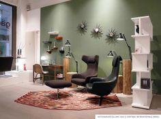 Gärtner Internationale Möbel #Ausstellung #Showroom #Hamburg #Vitra #Repos #Grand Repos #Sessel
