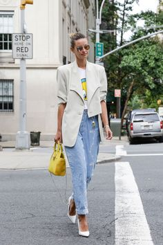 Street Style, New York: 45 mesmerizing shots from outside Monday's Spring's 2015 shows