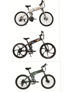 "The series of our hummer mountain electric folding bikes,with 8FUN 250w/350w rear&middle motor,36V 10Ah SAMSUNG lithium battery,SHIMANO rear 7-speeds derailleur system,ZOOM suspension front fork and mid suspension,26"" aluminium alloy/Magnesium alloy frame,for more information can look at  http://lnkd.in/b8Gn7x4less"