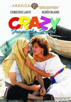 Crazy from the Heart 1991 made-for-television movie starring Christine Lahti and Ruben Blades. Hd Movies, Movies Online, Love Movie, Movie Tv, Ruben Blades, Christine Lahti, High School Principal, Comedy Actors, Movie Info