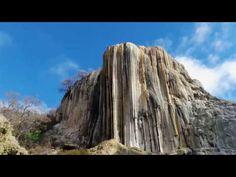Hierve el Agua - Meksika'da ki Pamukkale