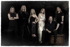 Interview : Carmen Elise Espenæs - Midnattsol (2008) - Femme Metal Webzine