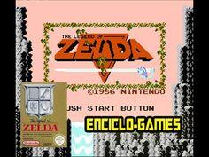 NES Gameplay #24 - The Legend of Zelda  (Nintendo classic mini)