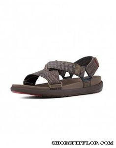 cfcc11e5a402b Fitflop Mens Sling Sandal ii Stormy Navy Tods Shoes