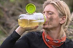 Desperate times call for desperate measures... but is drinking URINE for hydration in a survival situation going too far?? Learn the truth!!