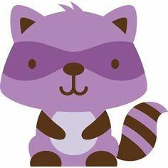 Create a Critter - 10 Felt Animals, Baby Animals, Cute Animals, Quilt Baby, Art Drawings For Kids, Art For Kids, Purple Animals, Create A Critter, Baby Mobile