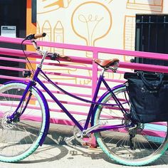 """66 Likes, 5 Comments - Po Campo (@po_campo) on Instagram: """"Congrats to our NYC rep & ambassador @karenfoto on her new #bike! Can't wait to spot this beauty…"""""""