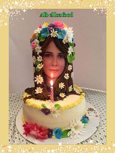 https://www.facebook.com/AlbElLozFood/photos/#GIRL SPRING - Cake   my lovely sister fado
