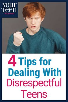 How to Deal with a Disrespectful Teenager? - Raising teenage boys comes with many challenges. Being a mom of a teenage son can be difficult espe - Raising Teenager Quotes, Raising Teenagers, Parenting Teenagers, Step Parenting, Parenting Books, Single Parenting, Parenting Quotes, Parenting Advice, Discipline Teenagers