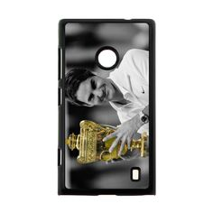 Roger Federer Rolex Golden Cup Case for Nokia Lumia 520