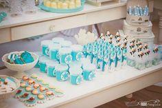 Frozen themed birthday party via Kara's Party Ideas KarasPartyIdeas.com Decor, desserts, recipes, favors, and more! #frozen #frozenparty (21)