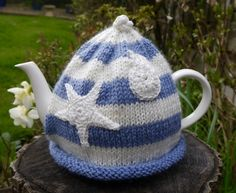 Shell Tea Cosy                                                       …