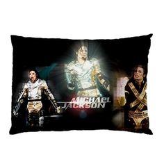 Michael Jackson MJ King Of Pop New Pillow Case