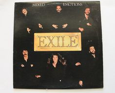 Check out this item in my Etsy shop https://www.etsy.com/listing/279502680/exile-mixed-emotions-vinyl-album