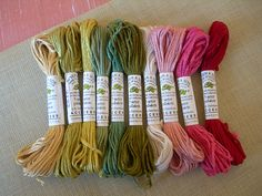 Silks for Ruth