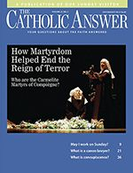 Supremacy and Survival: The English Reformation: Ending the Terror: The Carmelites of Compiegne
