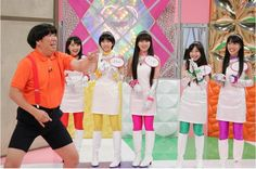 "Momoiro Clover Z to get a new TV show ""UFI's Incomplete TV"" as alias persona UFI"