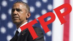 Obama Tries To Sneak Through TPP In Lame-Duck Congress