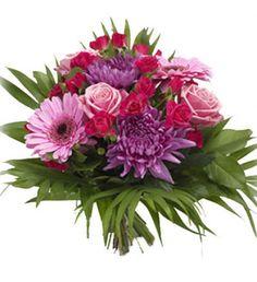 Stylish mix Blumenstrauß