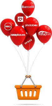 Cupones descuento para más de 500 tiendas virtuales en España Internet, Tips, Shopping, Home, Coupons, Old Tee Shirts, Saving Money, Tents, Hacks