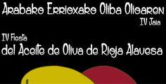IV Fiesta del Aceite de Oliva de Rioja Alavesa