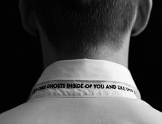 "Each x Other SS13 lookbook | ""The People You Love"" Robert Montgomery"