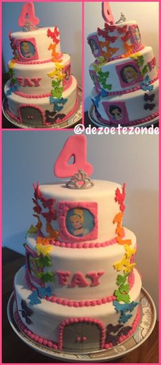Prinsess cake