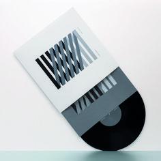 Cd design - The new simplicity 10 contemporary minimalist record sleeve designs – Cd design Cd Design, Album Cover Design, Book Design, Layout Design, Pattern Design, Pochette Cd, Minimal Graphic Design, Minimalist Design, Cd Packaging