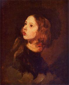 """Portret Marii """"Lińci"""" Michałowskiej, Piotr Michałowski, 1853"""