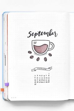 Best September Monthly Cover Ideas For 2020 - Crazy Laura - - Fall is a great time to switch up your bullet journal theme! Check out the best September monthly cover ideas and examples for inspiration to get started! Bullet Journal Month, Bullet Journal Cover Ideas, Bullet Journal Banner, Bullet Journal Lettering Ideas, Bullet Journal Notebook, Bullet Journal School, Bullet Journal Ideas Pages, Bullet Journal Inspiration, Bullet Journal September Cover