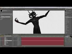 After Effects puppet rigging tutorial - YouTube