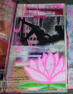 Kelly Kilmer Artist and Instructor: 14 April 2015 Journal Page