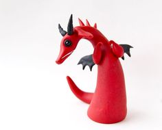 cute! With clay, everyone could make their own...paperclay, maybe