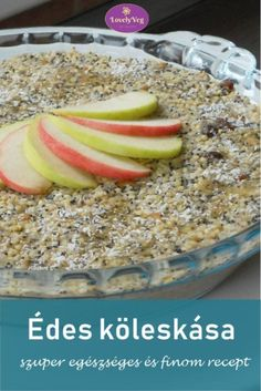 Crossfit Diet, Milk Recipes, Acai Bowl, Grains, Clean Eating, Food And Drink, Rice, Sweets, Vegan
