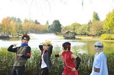 木の葉丸小隊