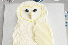 How to make a Wise Owl Cake