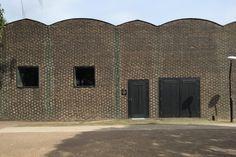 Lewerentz St.Petrikirche Klippan Garage Doors, Outdoor Decor, Home Decor, Interior Design, Home Interior Design, Home Decoration, Decoration Home, Interior Decorating