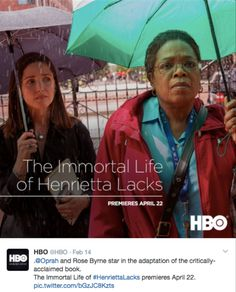 Henrietta Lacks, a Black woman, literally changed the face of modern medicine, but many of us had no idea. Now her story is finally being told. The HBO film The Immortal Life of Henrietta Lacks has…