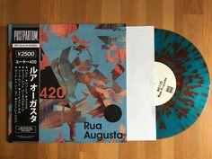 Meine Wertung: 9/10 für AK420 - Rua Augusta. Musik, Design, Artwork ... Das Vinyl-Debut des Labels POSTPARTUM. kann man nur als überaus gelungen bezeichnen.