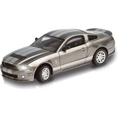 Radio Control Ford Mustang Silver toy car https://www.bluefrogtoys.co.uk/toys-games/radio-control-toys/radio-control-ford-mustang-shelby-gt500-in-silver-detail