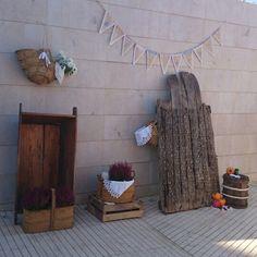 Bodegon de bienvenida de la casita de kelly para la boda de Estefania y Eduardo