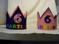 Corona princesas