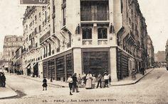 rue Lamarck - Paris 18e