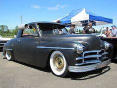 49 plymouth business coupe