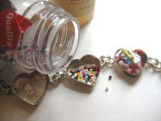 Candy Sprinkles Jewelry Tutorial   HUNGRYHIPPIE