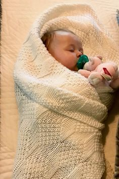 Grandma Birdie's Baby Blankie – Free Pattern (Beautiful Skills – Crochet Knitting Quilting) – Knitting patterns, knitting designs, knitting for beginners. Crochet Baby Mittens, Crochet Mittens Pattern, Loom Knitting Patterns, Knitted Baby Blankets, Baby Blanket Crochet, Crochet Patterns, Knitting Ideas, Crochet Slippers, Knitting Needles