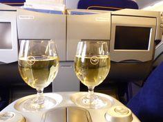 Lufthansa , Munich→Tokyo