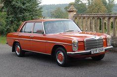 Mercedes-Benz 200 W115.. (1977)