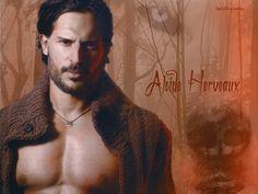 Alcide Herveaux  true blood